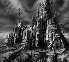 Angry Outpost by MBJonly