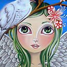 """Peace Angel"" by Jaz Higgins"