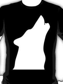 Howl (White) T-Shirt