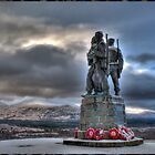 Monument of War by Derek Dobbie
