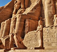 Rameses II by Paul Gibbons