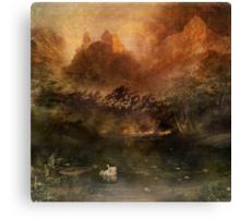 Monsalvat Canvas Print