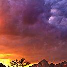 Sundown on Sedona by Linda Sparks