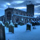 St Oswald's Church, Askrigg by NSQPhotography