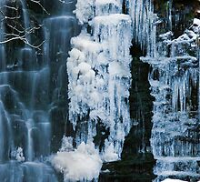 November Ice 3 by johnfinney