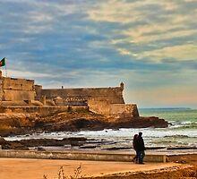 Forte de S.Julião da Barra by terezadelpilar~ art & architecture