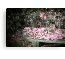 ~ All that Remains ~ Canvas Print