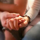 Take my hand. by Lynne Haselden