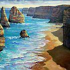 12 Apostles, Great Ocean Road Australia by marshstudio