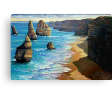 12 Apostles, Great Ocean Road Australia Canvas Print