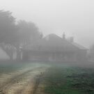 Foggy Farm House   by peterperfect