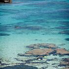 Little Salmon Bay - Rottnest Island by lucynab