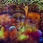 We are happy people by mkumundan