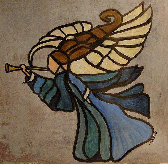 Angel Gabriel Horn