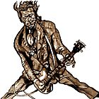 Chuck Berry by Herbert Renard