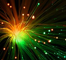 Fibre Optics by Jane-in-Colour