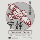 Serenity Sake by ianleino