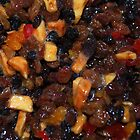 Christmas Pudding Fruit by Karen Martin IPA