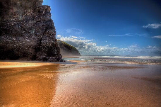 Bedruthan Steps by timmburgess