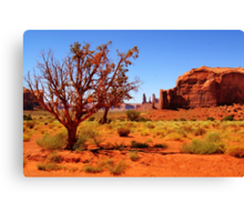 John`s Country,...Wayne & Ford Canvas Print