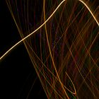 Suburb Christmas Light Series - Xmas Hook by David J. Hudson