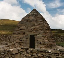 Gallarus Oratory by WatscapePhoto