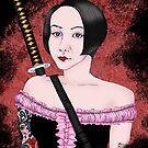 Samurai Iska by iskamontero