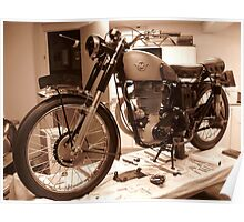 Matchless In Sepia Poster