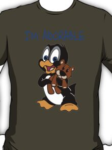 Baby Penguin with friend 2 T-Shirt