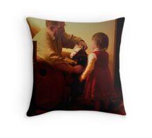 Comfort & Joy Throw Pillow
