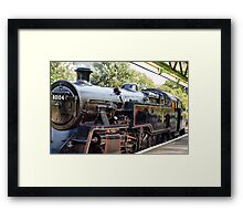 Steam ~ What An Era Framed Print