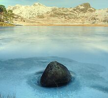 The Frozen Tarn by Jamie  Green