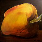 Yellow Pepper by annewelford