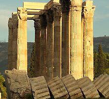 Olympian Greece by Camilla