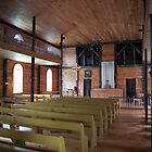 St Andrew's Chapel by Mark Prior