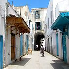 A street in Tunis by Jamie Alexander