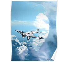 Texaco Sky Chief Poster