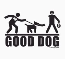 Good Dog K9 Pictogram by grym
