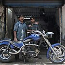 Rajesh's Perfect Auto Workshop by TheMumBaiKERS