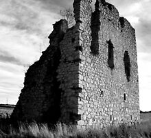 Ruined Castle - Kemnay, Aberdeenshire by Matthew Gordon