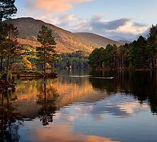 Loch an Eilein by Chris McIlreavy