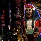 Smoke Shop Indian by pmreed