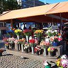 Wednesday market in Lahti, Finland by nealbarnett