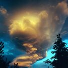 Kluane national park cloud formation by apple88