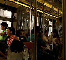 The Train to Coney Island by Sara Friedman