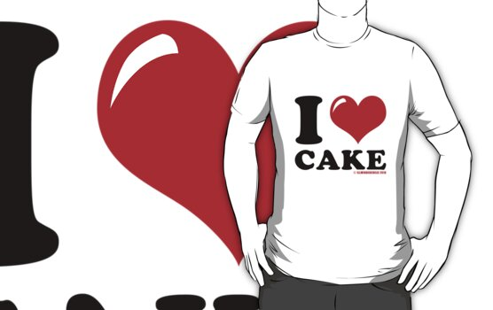 I Heart CAKE by Chris McQuinlan