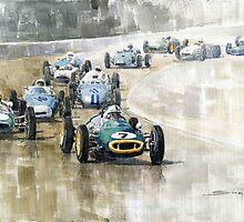Lotus GP by Yuriy Shevchuk