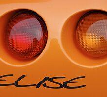 Lotus Elise S1 by RedFirecracker