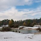 First snow at Blue Lake by 29Breizh33