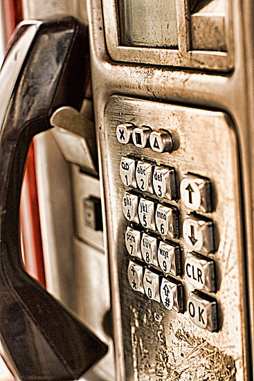 Dirty phone call by MarkStuttard